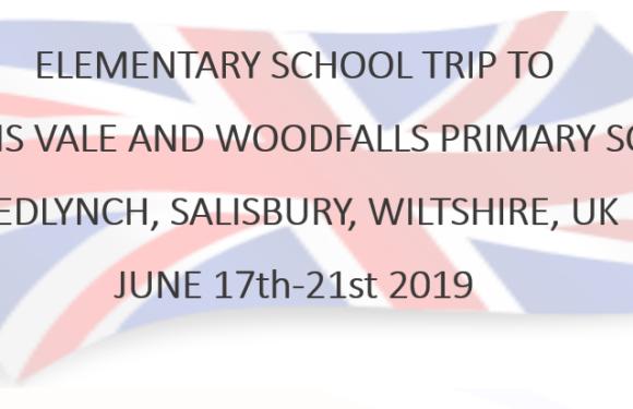 ELEMENTARY SCHOOL TRIP